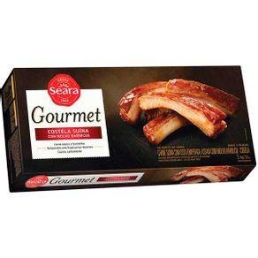 Costela Seara Barbecue Gourmet - 1Kg 1Kg